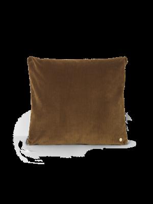 ferm LIVING Corduroy Cushion - Golden Olive