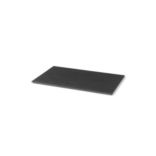 ferm LIVING Tray for Plant Box Large - Wood - Black