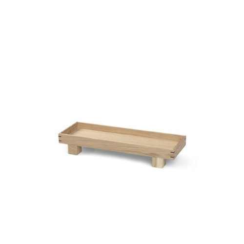 ferm LIVING Bon Wooden Tray X-Small - Oak
