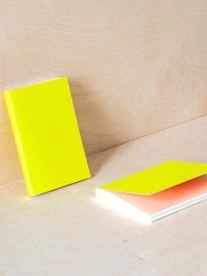 Ola Ola Pocket Weekly Planner, Weekly Planner in Yellow/Pink