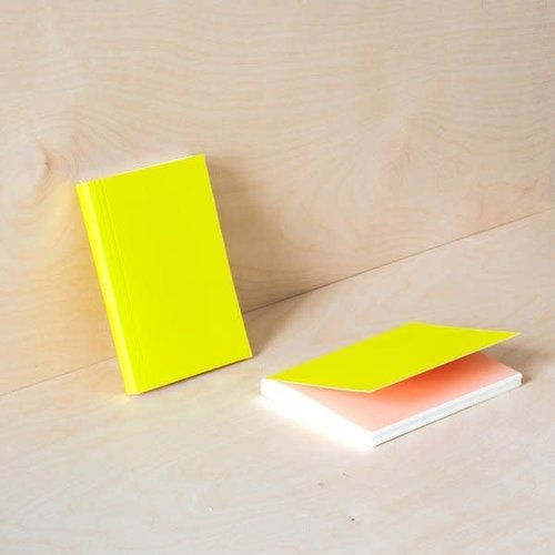 Ola Pocket Weekly Planner, Weekly Planner in Yellow/Pink