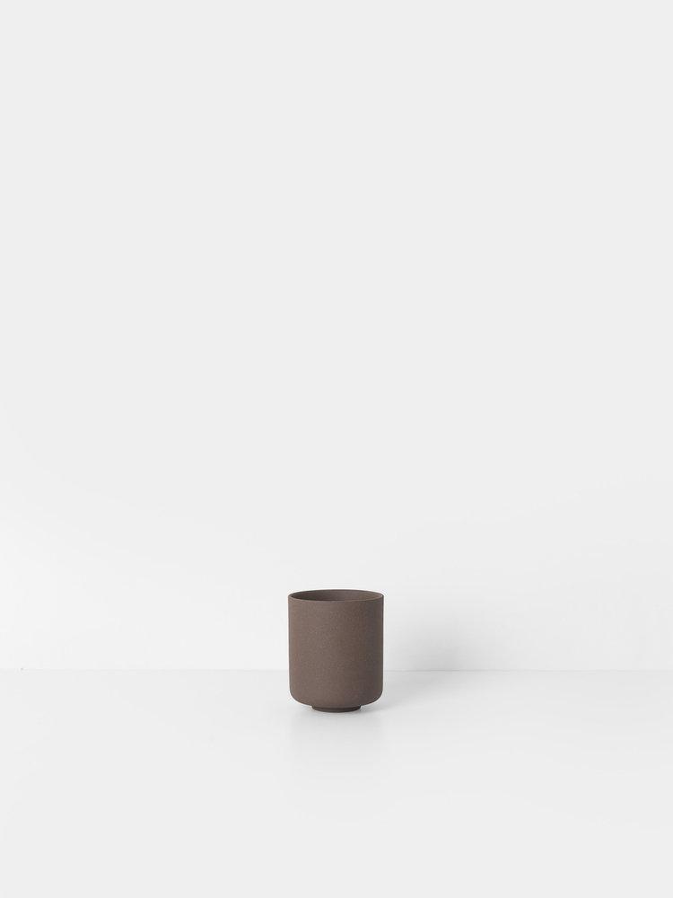 ferm LIVING ferm LIVING Sekki Cup - Rust - Large