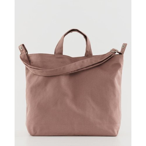 Baggu Horizontal Duck Canvas Bag - Smoky Quartz