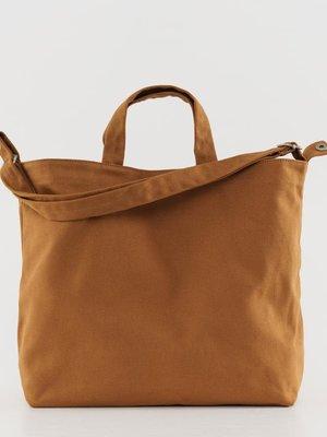 Baggu Horizontal Duck Canvas Bag - Nutmeg