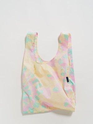 Baggu Baggu Standard Reusable Bag - Tie Dye Pink