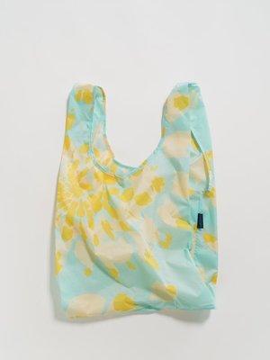 Baggu Standard Reusable Bag - Tie Dye Aqua