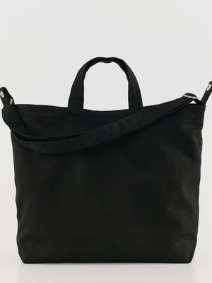 Baggu Horizontal Duck Canvas Bag - Black