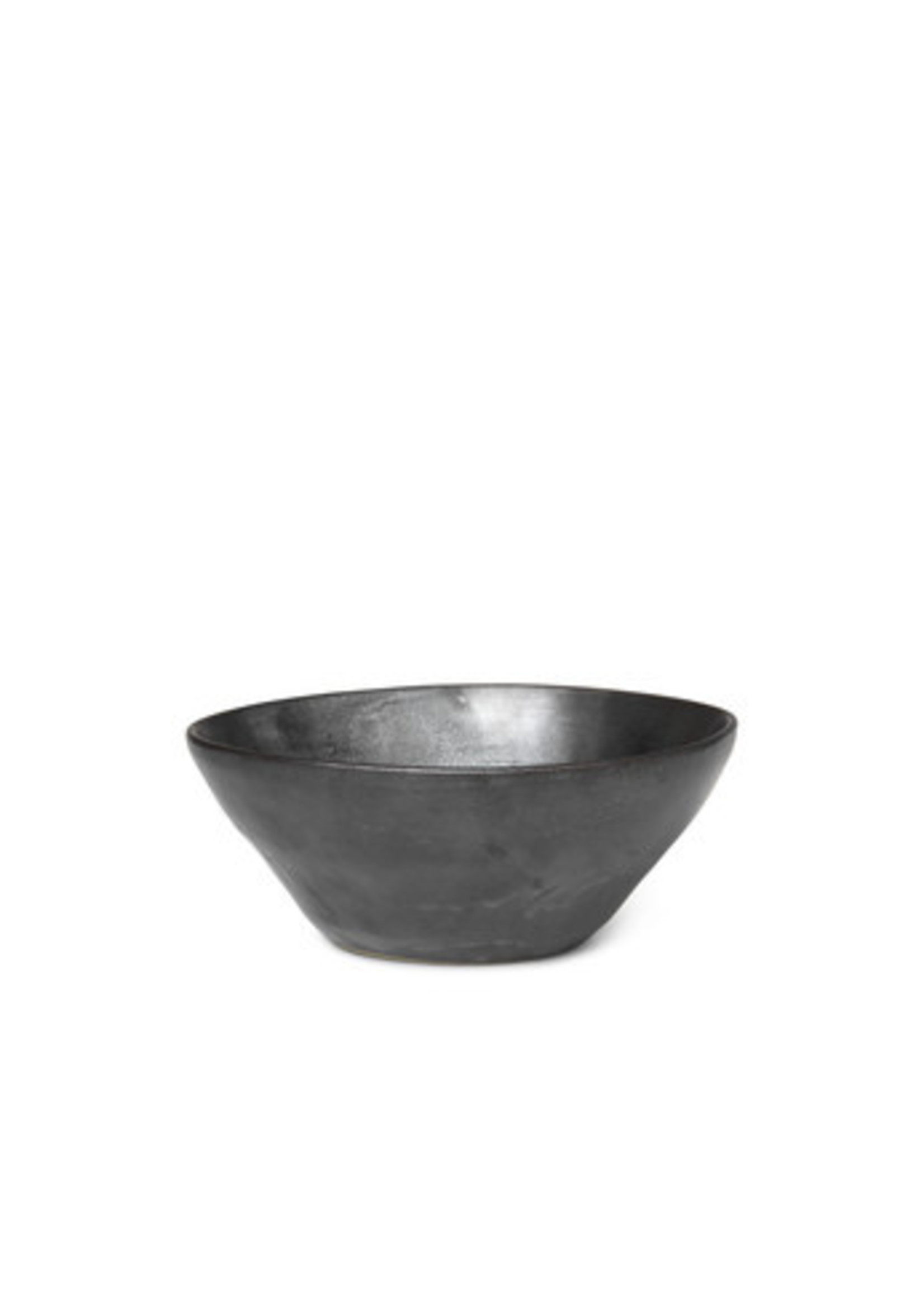 ferm LIVING ferm LIVING Flow Bowl - Medium - Black
