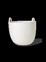 ferm LIVING Speckle Pot  - Large  - Off-White