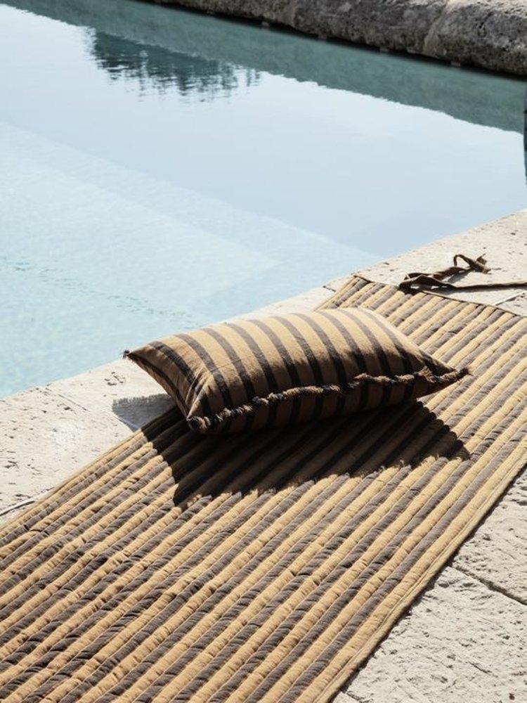 ferm LIVING ferm LIVING True Cushion - Sugar Kelp/Black