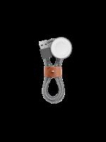 Native Union Belt Cable 1.2m - Apple Watch Charging Base - Zebra