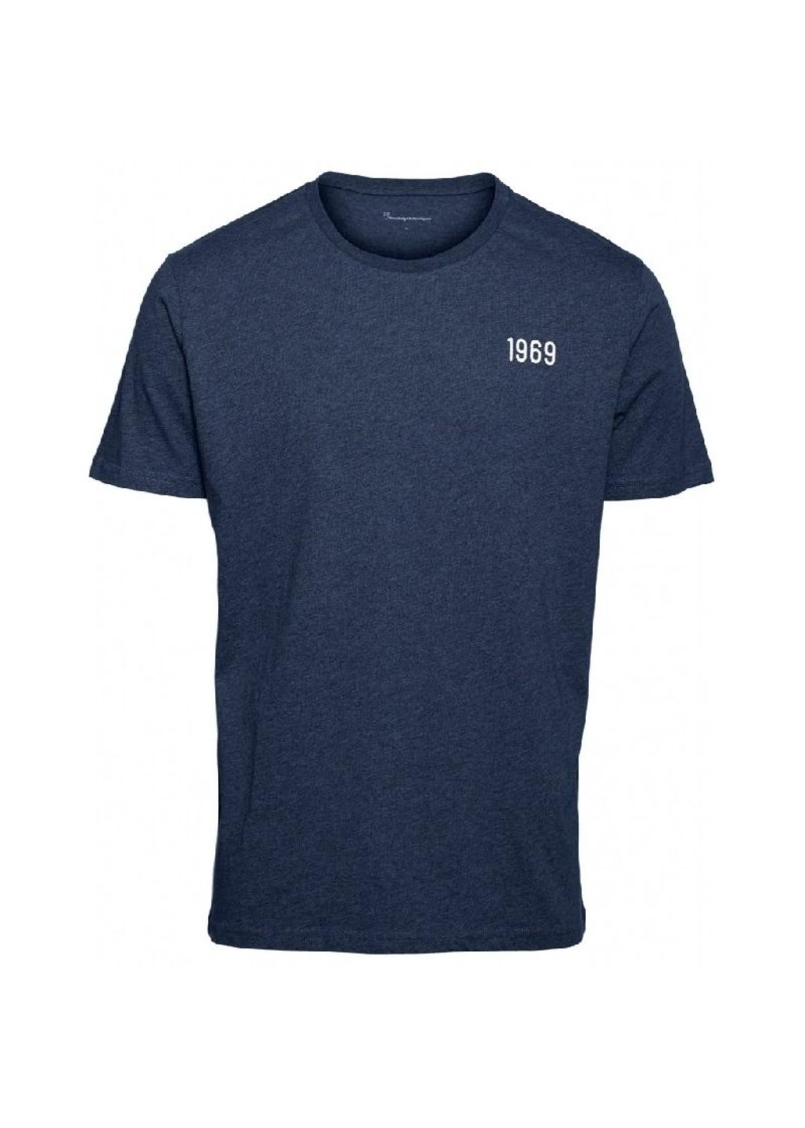 KnowledgeCotton KnowledgeCotton Alder 1969 T-shirt