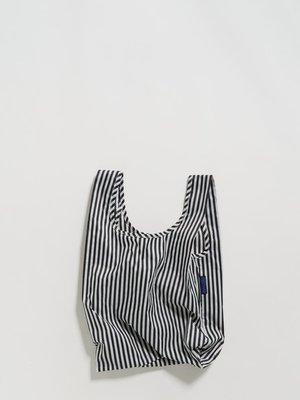 Baggu Baby Baggu Reusable Bag - Black and White Stripe
