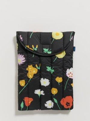 """Baggu Puffy Laptop Sleeve 13"""" - Desert Wildflower"""