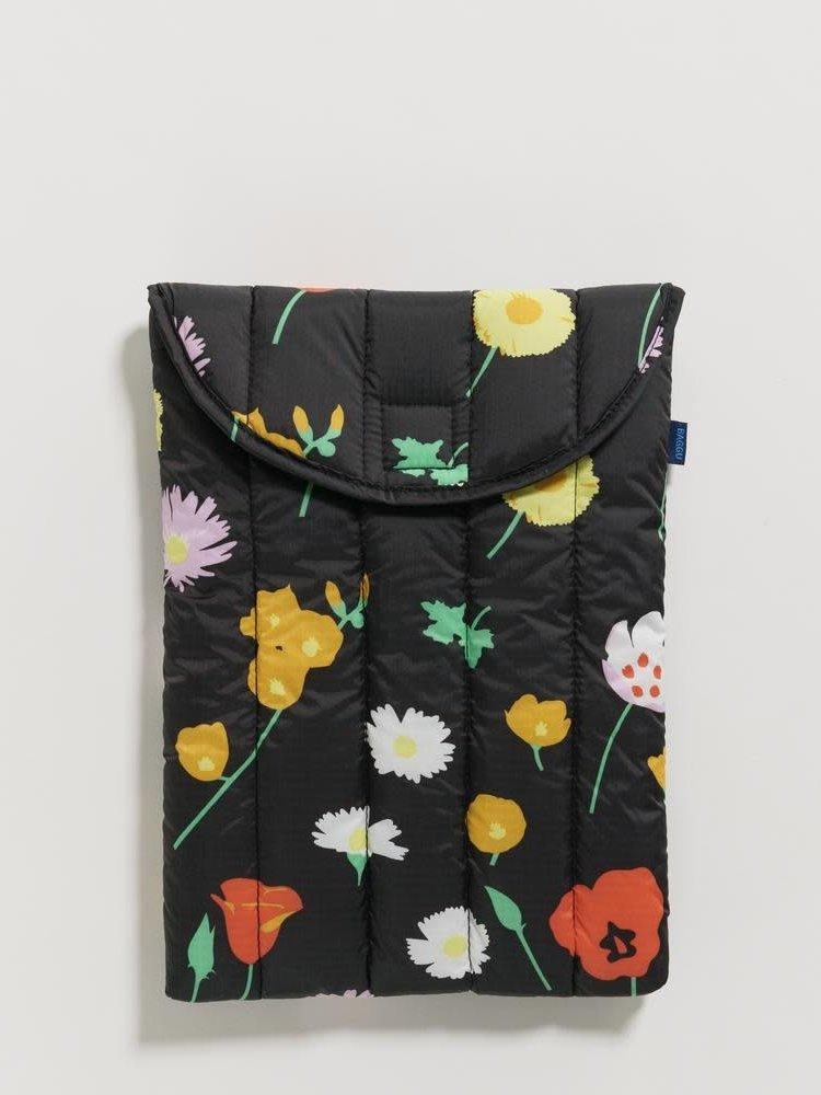 """Baggu Baggu Puffy Laptop Sleeve 13"""" - Desert Wildflower"""