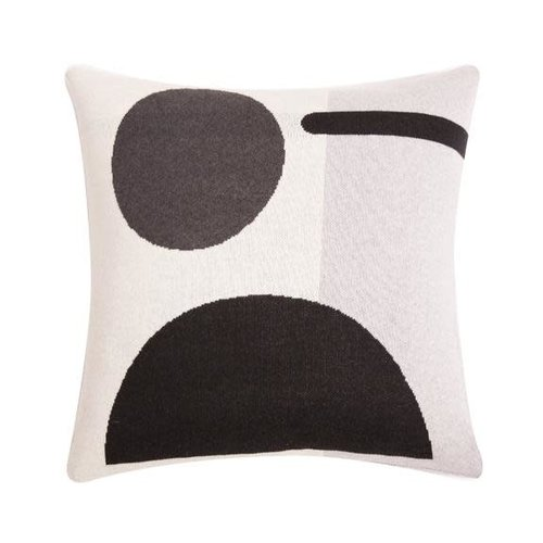 Sophie Home Bleecker Mono Knitted Cushion