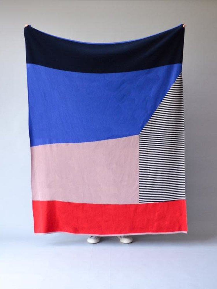 Sophie Home Sophie Home Bruka Throw Pink/Red
