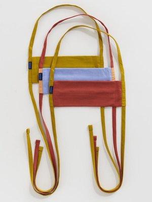 Baggu Fabric mask set of 3 - Mesa