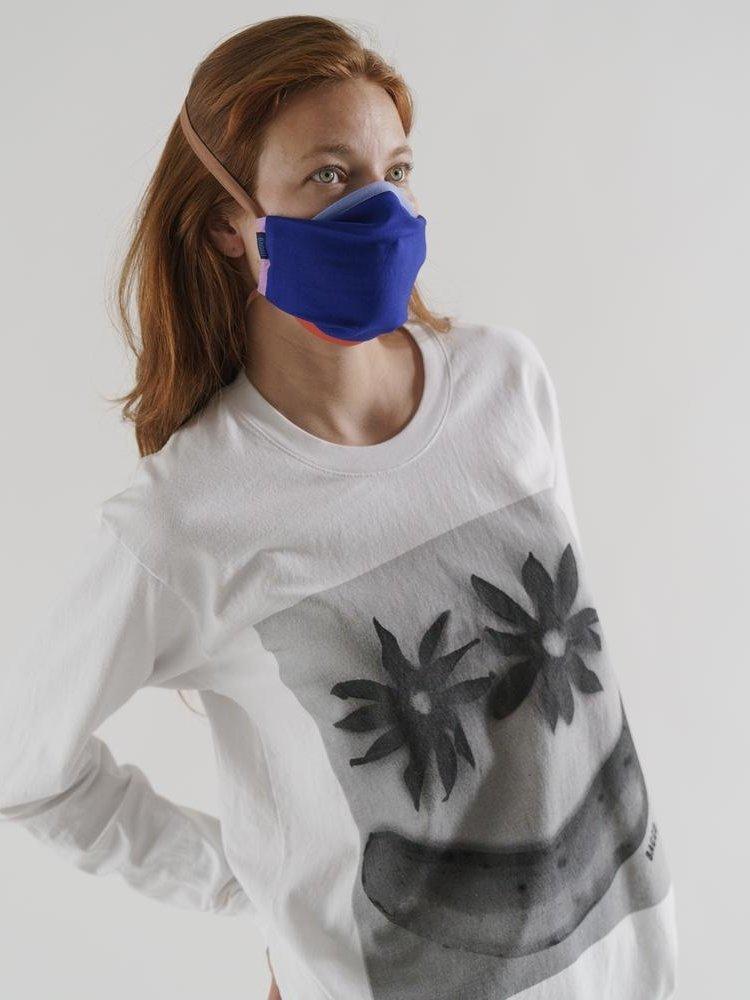 Baggu Baggu fabric mask set of 3 - Earth