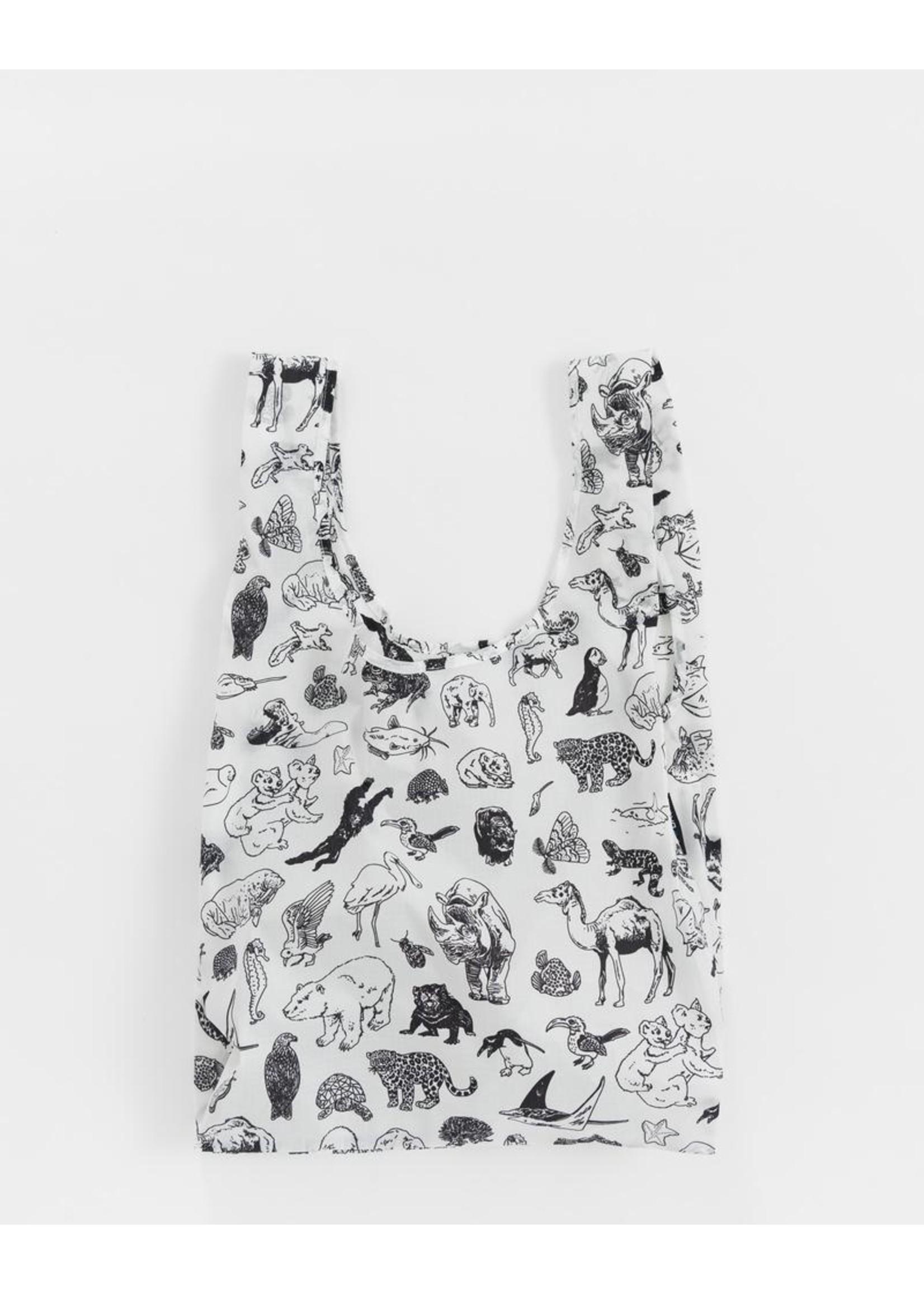 Baggu Baggu Standard Reusable Bag - Zoo