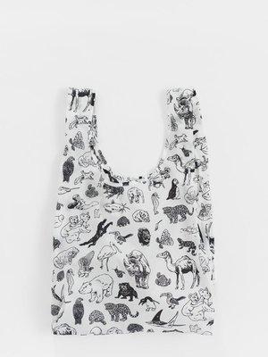 Baggu Standard Reusable Bag - Zoo