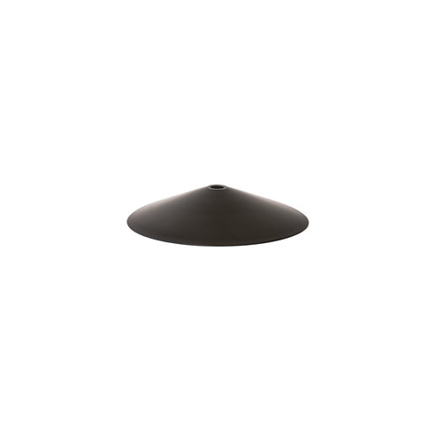 ferm LIVING Lighting - Angle Shade - Black Brass