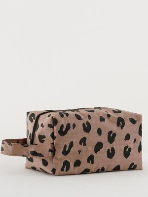 Baggu Dopp Kit Bag - Leopard