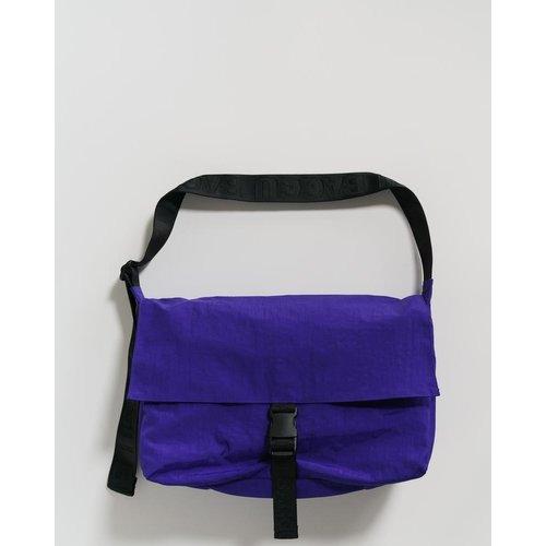 Baggu Sport Messenger Bag - Cobalt