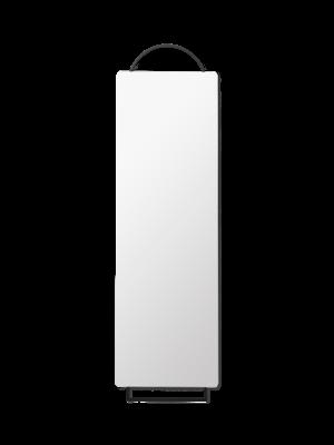 ferm LIVING Adorn Mirror - Black - Full Size