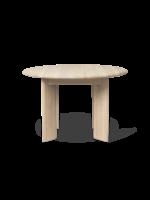 ferm LIVING Bevel Round Table - Ø 117cm