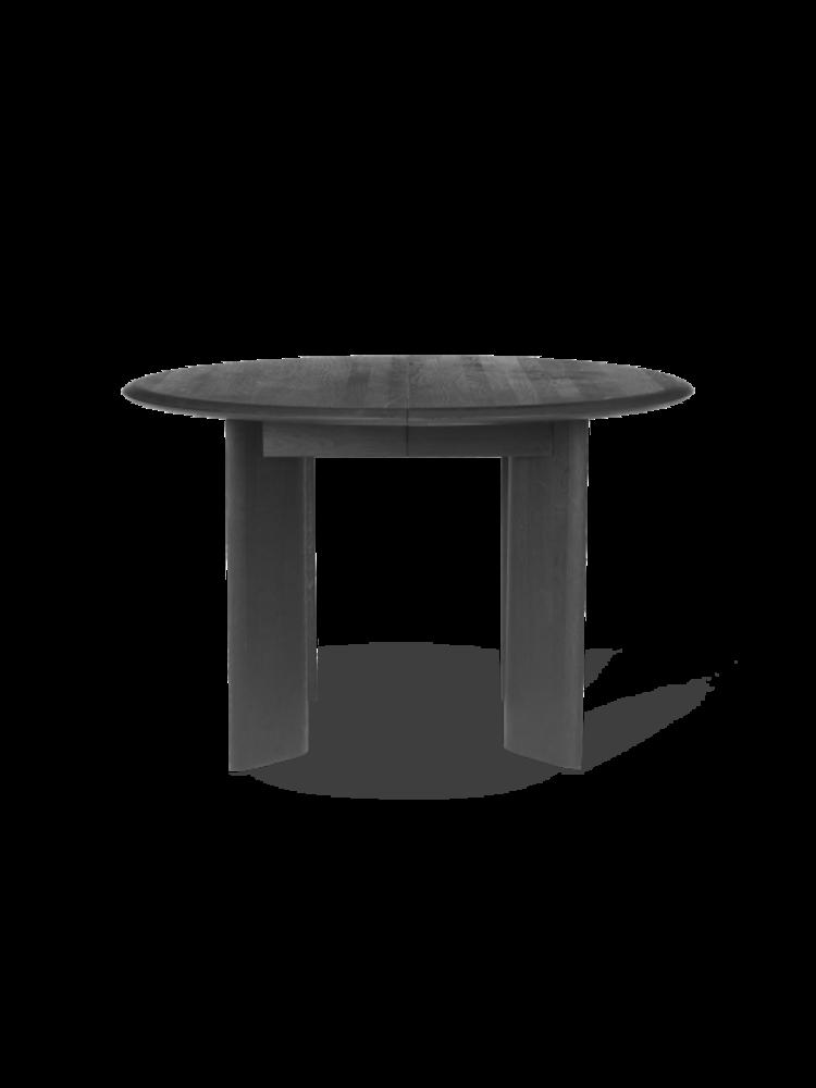 ferm LIVING ferm LIVING Bevel Round Table - Ø 117cm