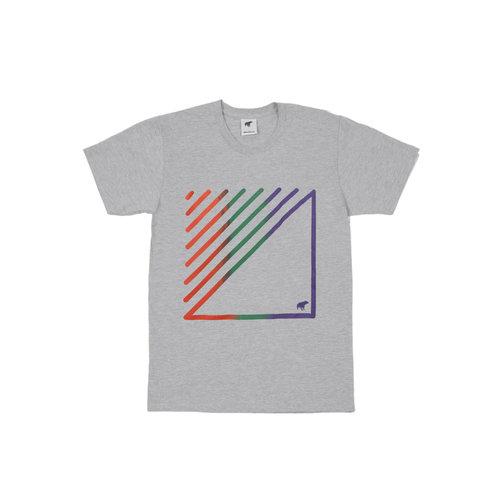 Plain Bear Direction t-shirt in grey