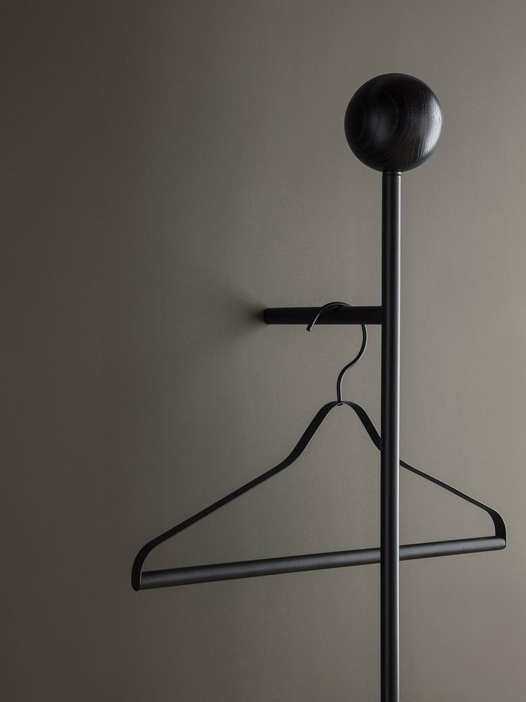 ferm LIVING ferm LIVING Pujo Coat Rack - Black