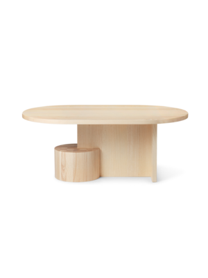 ferm LIVING Insert Coffee Table - Natural Ash