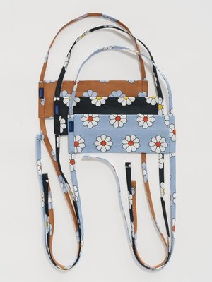Baggu fabric Tie mask set - Daisy