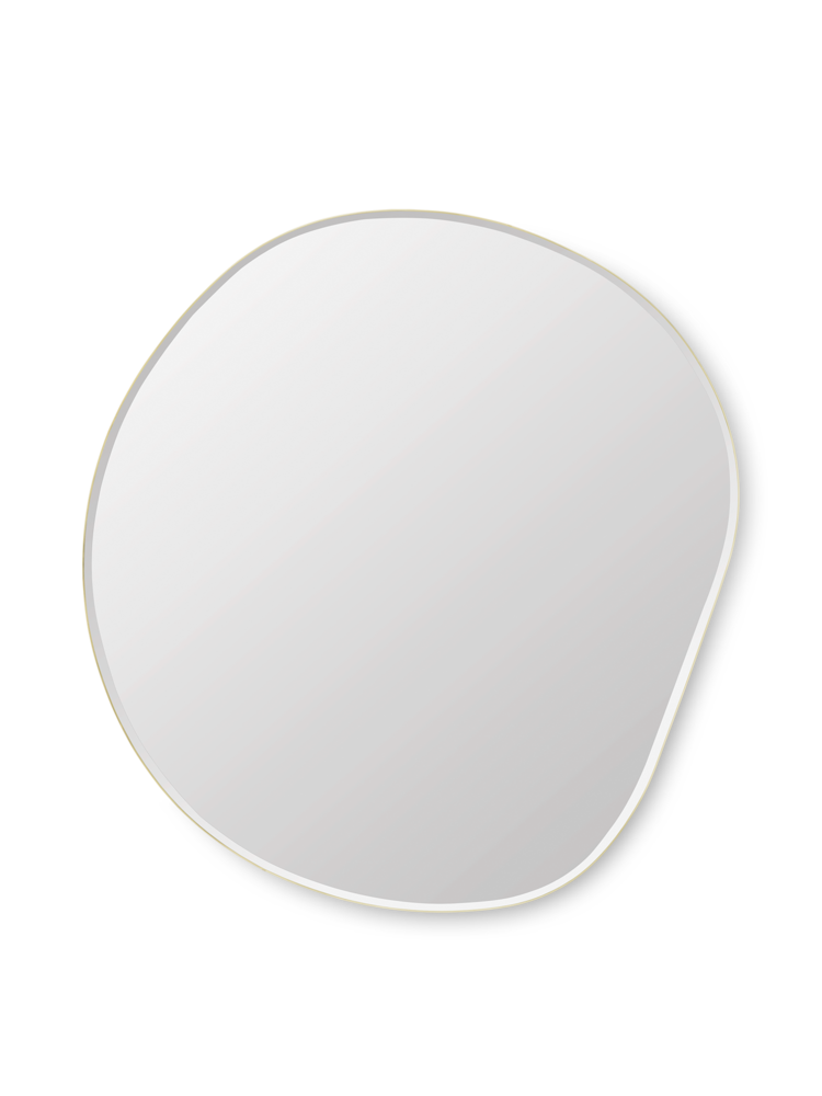 ferm LIVING ferm Living Pond Mirror - Extra Large