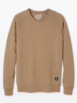The Level Collective Perran Sweater Camel