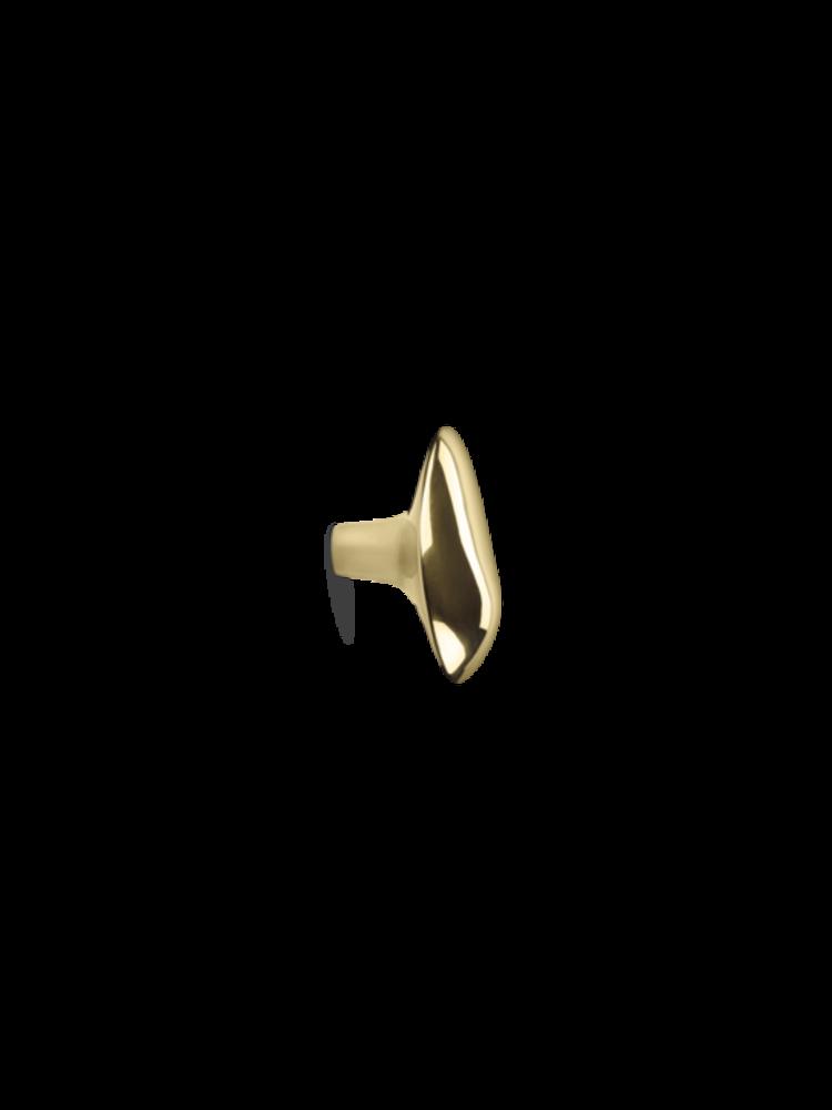 ferm LIVING ferm LIVING Chanterelle Hook - Brass