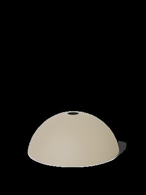 ferm LIVING ferm LIVING Lighting - Dome Shade - Cashmere