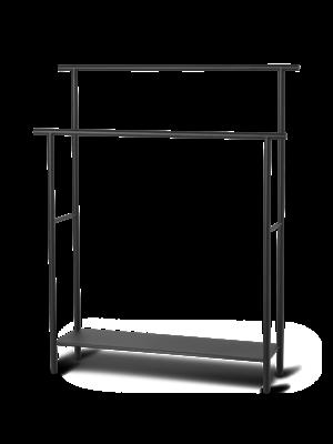 ferm LIVING Dora Towel Stand - Black