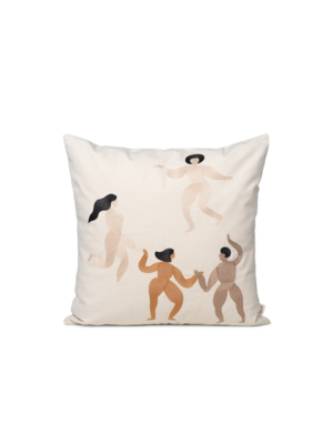 ferm LIVING Free Cushion - Natural