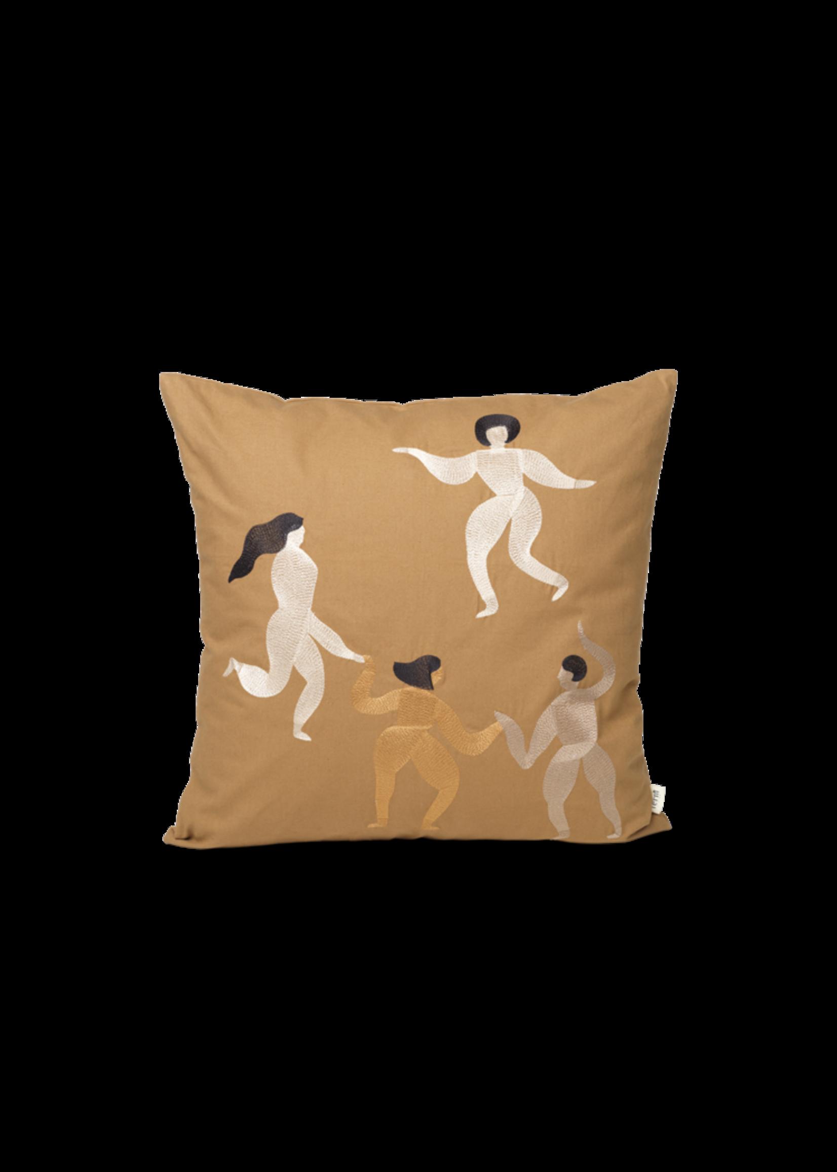 ferm LIVING ferm LIVING Free Cushion - Sugar Kelp