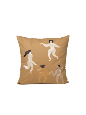 ferm LIVING Free Cushion - Sugar Kelp