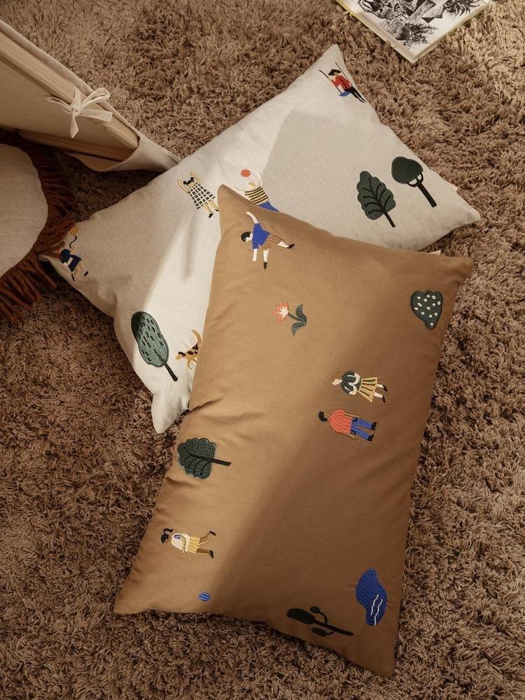 ferm LIVING ferm LIVING Park Cushion - Natural
