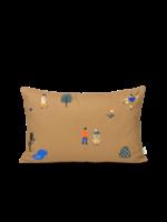 ferm LIVING Park Cushion - Sugar Kelp