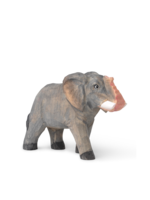 ferm LIVING Animal Hand-Carved Elephant