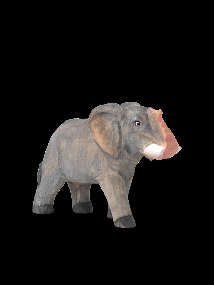 ferm LIVING ferm LIVING Animal Hand-Carved Elephant