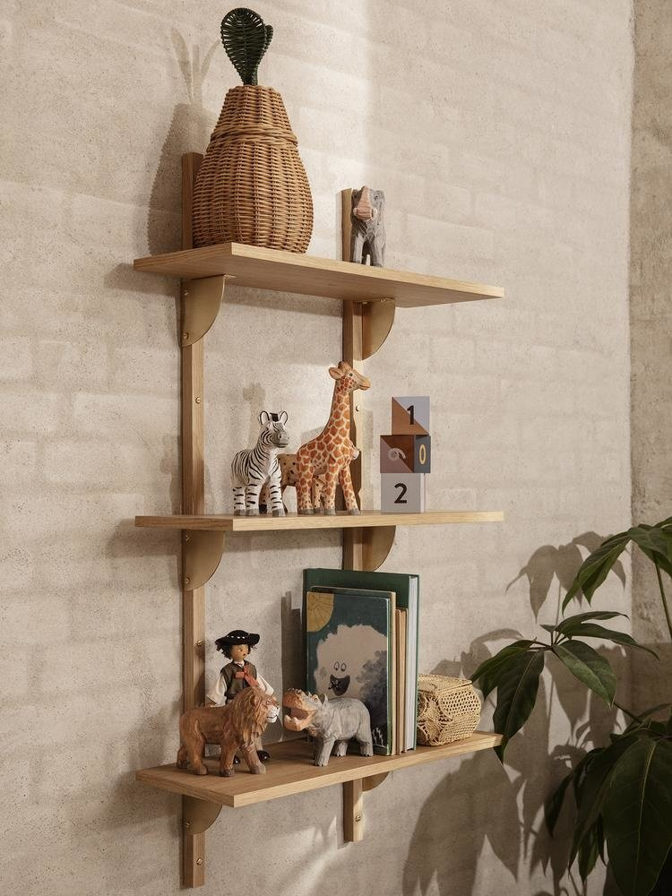 ferm LIVING ferm LIVING Animal Hand-Carved Cheetah