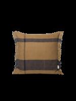 ferm LIVING Dry Cushion - Sugar Kelp/Black