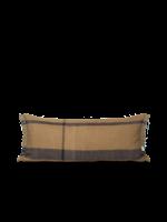 ferm LIVING Dry Cushion - Long - Sugar Kelp/Black
